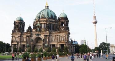 Städtereise von Hamburg nach Berlin