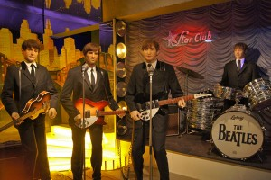 Beatles im Panoptikum Hamburg