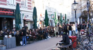 Cafes und Restaurant in der Sternschanze