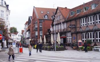 Stadtteil Hamburg Bergedorf im Blickpunkt