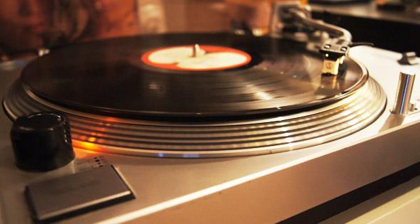 Schallplattenspieler wieder im Trend
