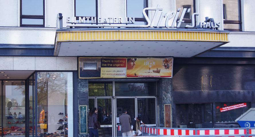 Es stirbt ein Stück Kinotradition in Hamburg