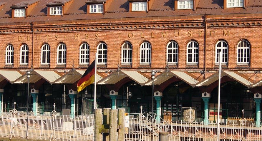 Deutsches Zollmuseum im Hamburger Hafen entdecken