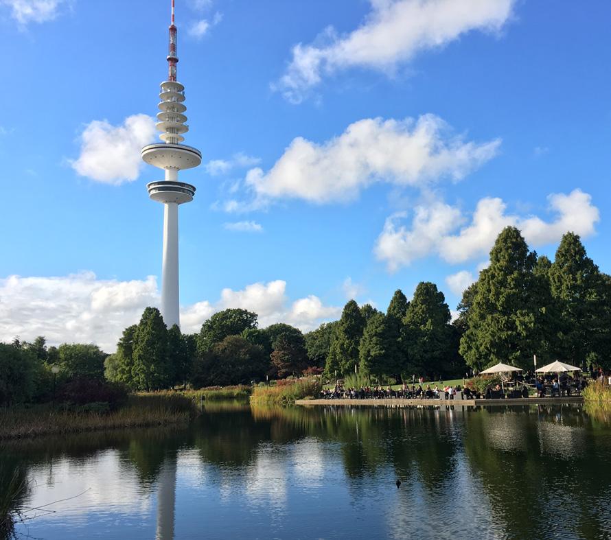 Wir wollen wieder auf den Hamburger Fernsehturm