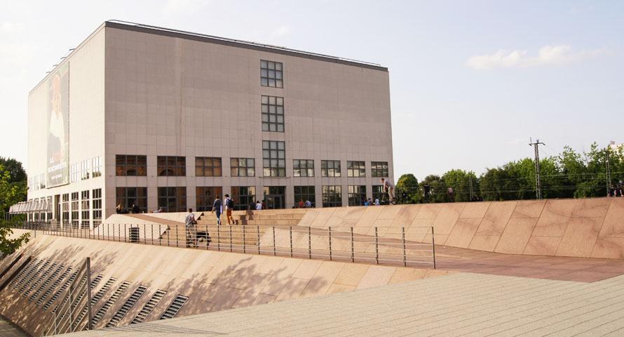 Galerie der Gegenwart in Hamburg