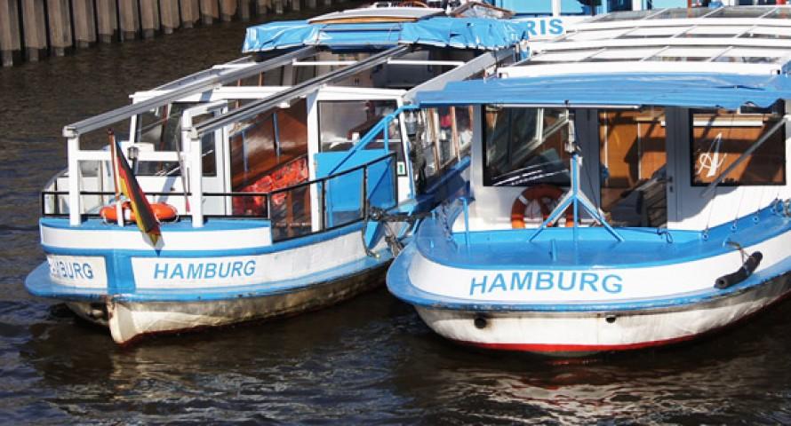 Hafenrundfahrt Hamburg: Auf Erkundung mit der Barkasse