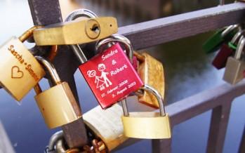 Liebesschlösser in Hamburg: Die beliebtesten Brücken und Orte