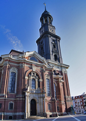St Michel Kirche Hamburg