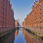 Hamburger Speicherstadt: Eine Idylle mitten im Welthafen