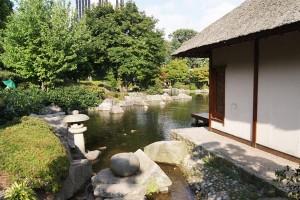 "Japanischer Garten im ""Planten un Blomen"""