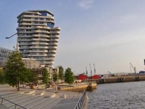 Marco-Polo-Tower in der HafenCity Hamburg