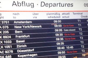 Ankunfts- und Abflugszeiten verfolgen