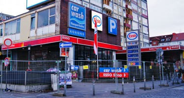 Esso-Tankstelle Reeperbahn: Ende einer Legende