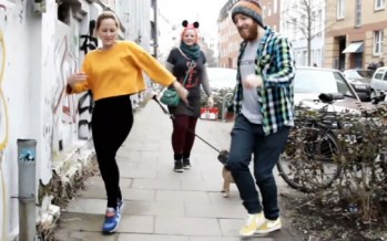 """Hamburg ist """"Happy"""" und tanzt zum Hit von Pharrell Williams"""