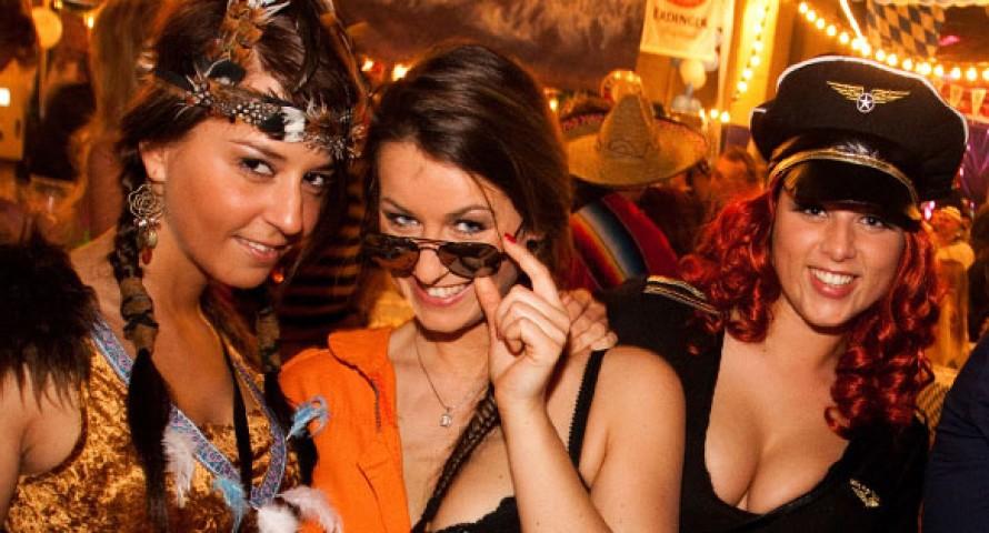 Fasching in Hamburg: Die besten Veranstaltungen & Partys