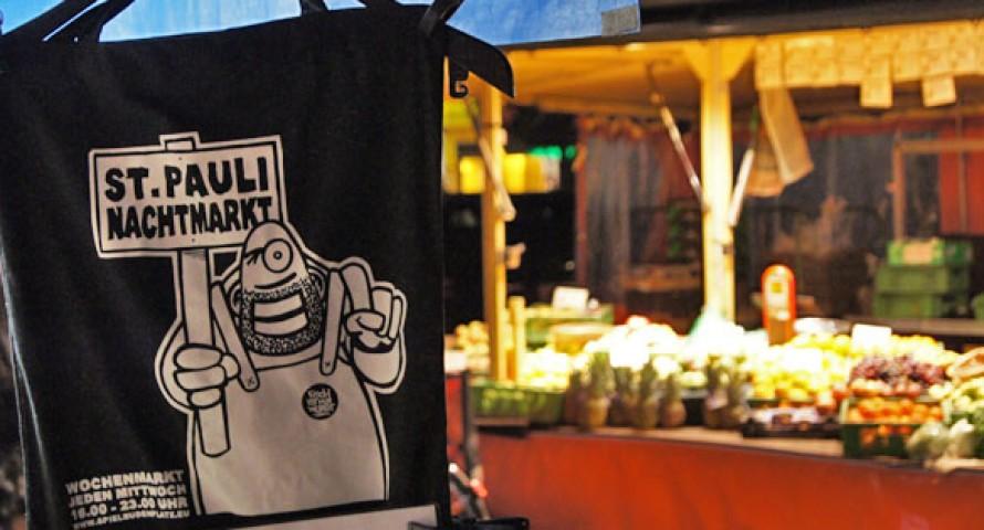 Beim St. Pauli Nachtmarkt den einzigartigen Kiez-Flair genießen