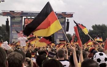 Fanfest Hamburg: Public Viewing auf dem Heiligengeistfeld