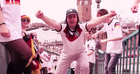 WM Songs 2014 aus Hamburg: Buddy Ögün, Fettes Brot & DAS BO