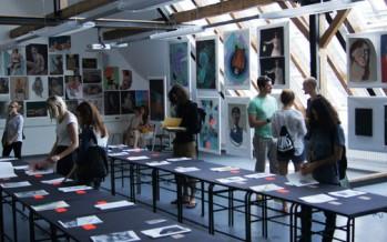 Jahresausstellung 2014 des Kunst- und Mediencampus Hamburg