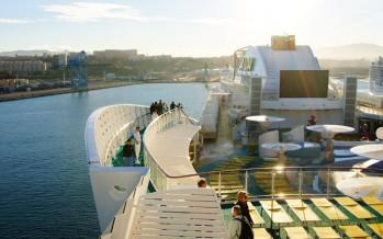 Mit AIDAmar auf Kreuzfahrt quer durchs Mittelmeer