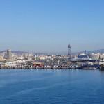 Der Hafen von Barcelona