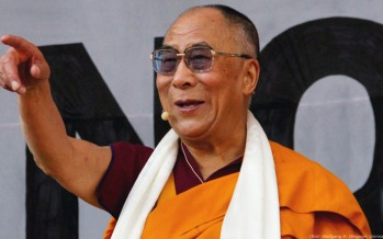 Dalai Lama in Hamburg: Fast schon eine Tradition
