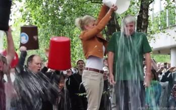 Ice Bucket Challenge: Diese Hamburger machten mit!