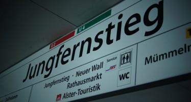 Defekte U-Bahn sorgte für Großeinsatz am Jungfernstieg