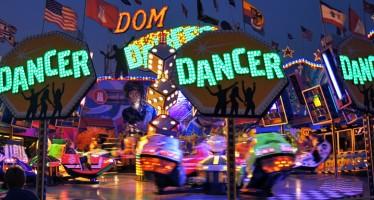 Hamburger Winterdom 2014 öffnet mit neuen Attraktionen