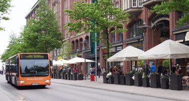 Verkaufsoffener Sonntag in Hamburg