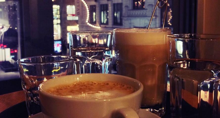 The Coffee Shop: Leckerer Kaffee bei bestem Ausblick