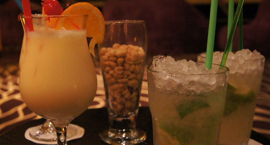 Brazil Bar: Cocktails genießen in Hamburg-Harburg
