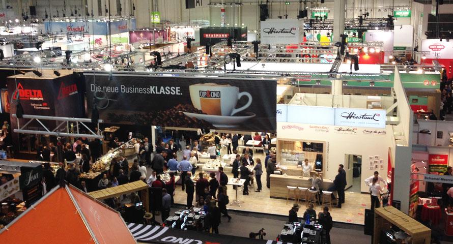 Internorga Hamburg -die Gastronomie- und Lebensmittelmesse in Hamburg