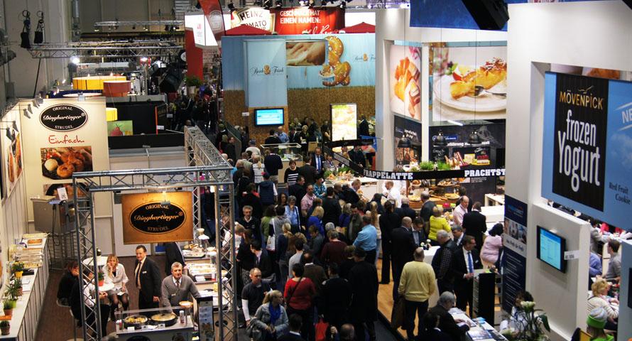 Internorga: Zu Besuch auf der Gastronomie-Messe
