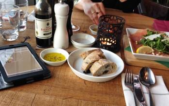 La Baracca: Italienische Küche bestellt mit dem Tablet