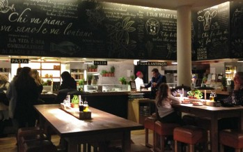 Vapiano: Alle Restaurant-Filialen in Hamburg