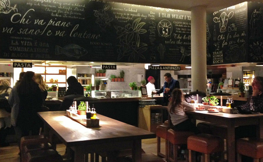 vapiano alle restaurant filialen in hamburg. Black Bedroom Furniture Sets. Home Design Ideas