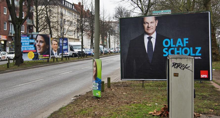 Wahl-O-Mat: Hamburg wählt – welche Partei passt zu mir?