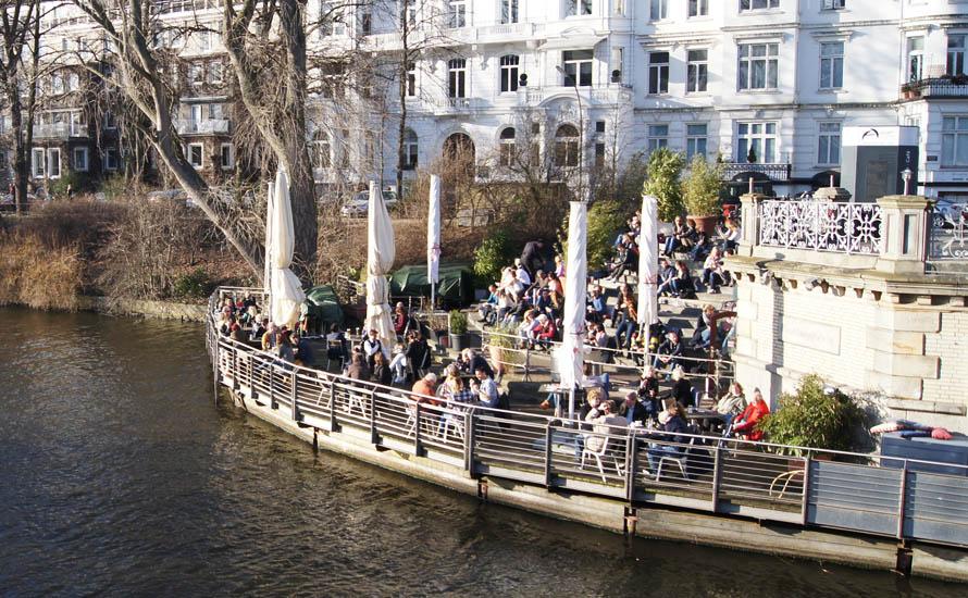 Treppe Hamburg hamburg frühlingsbeginn ahoihamburg