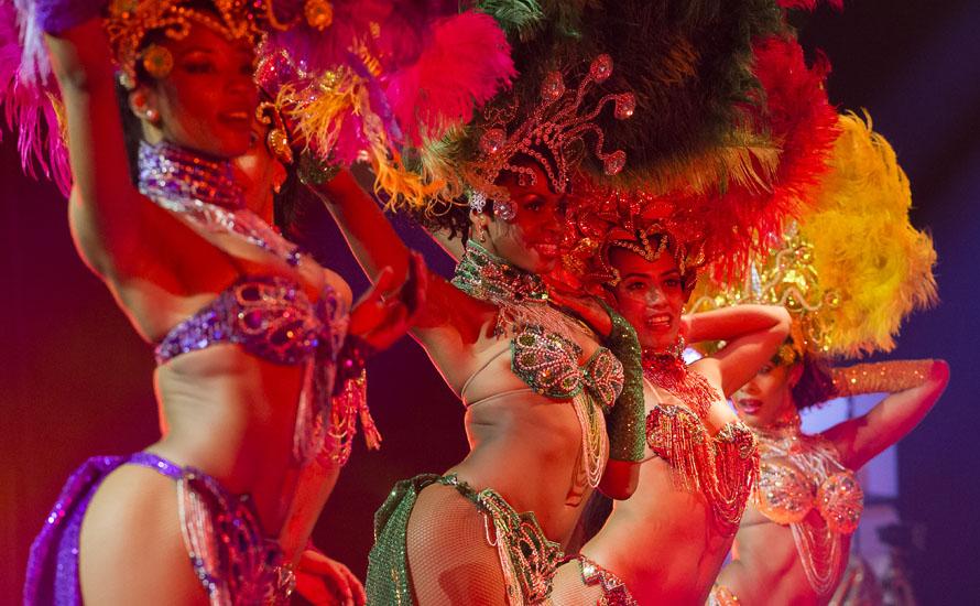 Lady Salsa Tanzshow