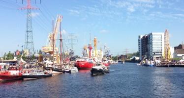 Harburger Binnenhafenfest: Das maritime Familien-Event