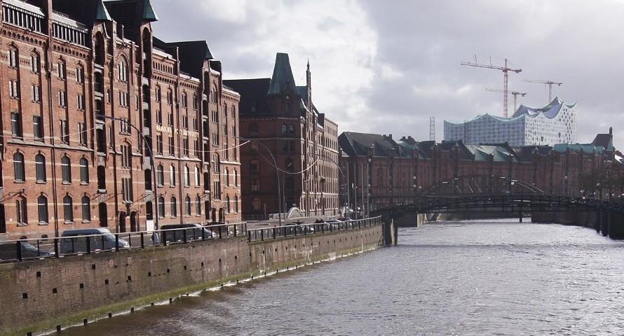 Hamburger Speicherstadt bald Weltkulturerbe?