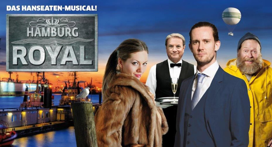Hamburg Royal Musical im St. Pauli Theater