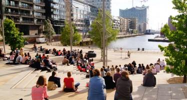 Sommer in der HafenCity: Veranstaltungsprogramm im August