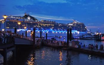 Diese Kreuzfahrtschiffe besuchen die Hamburg Cruise Days