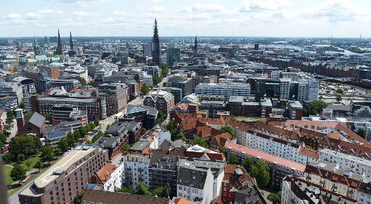 Immobilienmaklersuche in Hamburg