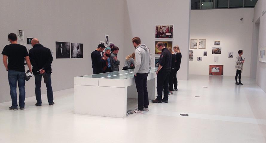 VisualLeader: Ein Blick in die Ausstellung