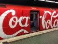 Moses & Taps: Coca-Cola Wholecar durch Hamburg