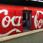 MOSES & TAPS Coca-Cola Wholecar