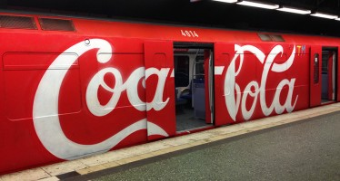 Moses & Taps: Coca-Cola Wholecar durch Hamburg